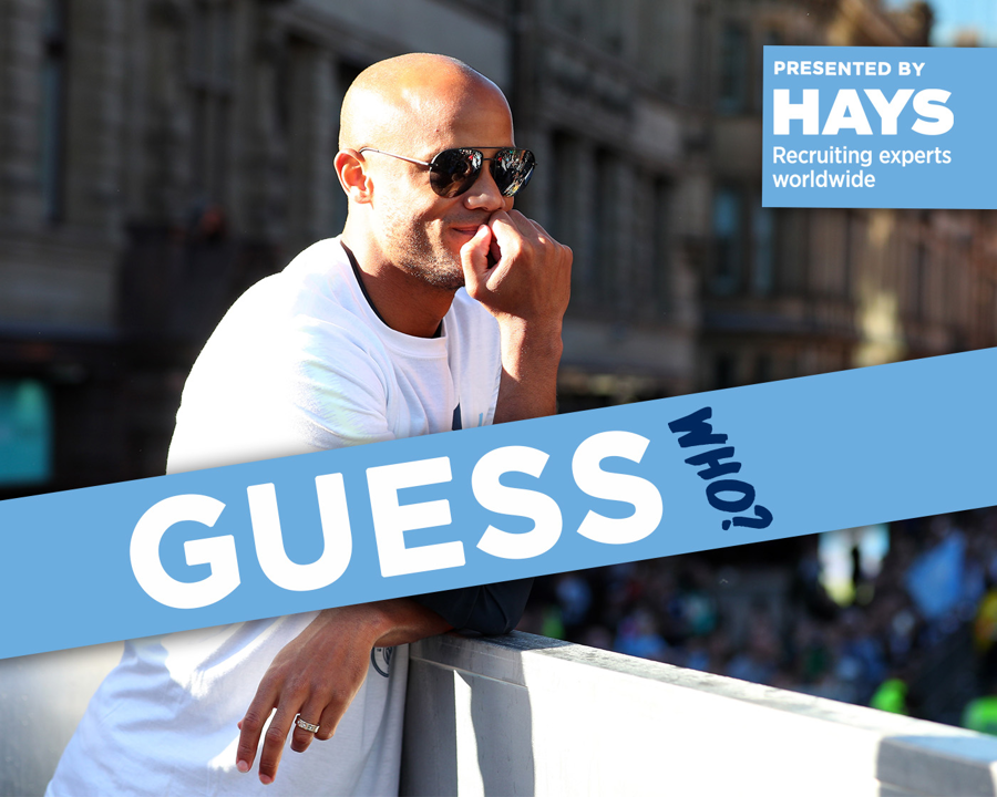 Can you guess the City defender past or present?